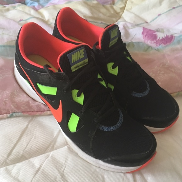 sale retailer united kingdom entire collection Nike Neon Glam Running Shoes